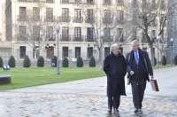 Parlamentarios y otras autoridades recuerdan el importante papel autonomista de Eiroa y su carácter dialogante