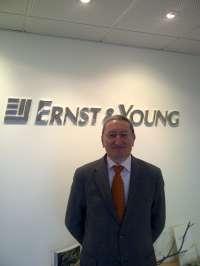 Ernst & Young incorpora a José Venegas como nuevo director de desarrollo de negocio en Galicia