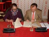 Diputación de Cáceres y CHT invertirán más de 4 millones para la recuperación de espacios fluviales en 68 municipios