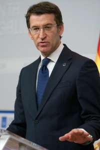 Feijóo destaca que las cifras del PIB acreditan que Galicia está