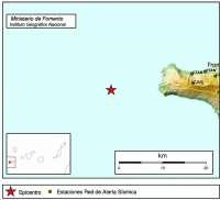 El IGN restablece el sismo de 4.9 en El Hierro, la máxima magnitud desde 2011