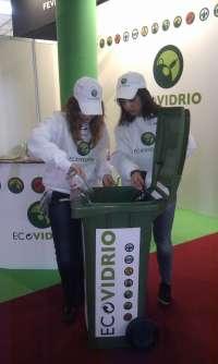 El 89 por ciento de los hogares de Castilla y León asegura reciclar sus envases de vidrio