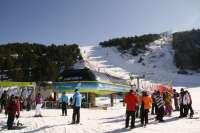 Las pistas de esquí de Teruel cierran tras una Semana Santa marcada por una meteorología adversa
