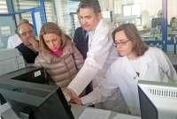 La Junta destaca la calidad de los estudios y ensayos del laboratorio de Producción y Sanidad Vegetal