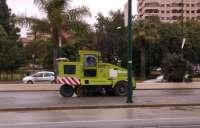 De la Torre insiste en que la reducción de eventuales en Limasa afectará a la calidad según los ciudadanos