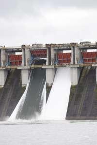 La mayoría de embalses de las cuencas del Guadalquivir y del Guadiana están desembalsando por si sigue lloviendo