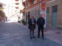 La calle Galicia estrena un nuevo Sistema de Control de Accesos para evitar la entrada indiscriminada de vehículos