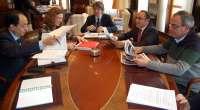 El Ayuntamiento de Soria pide responsabilidad a las administraciones competentes en la conservación de la muralla