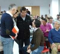 El PSOE extremeño entiende que la reforma de los ayuntamientos significará un