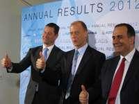 EADS aprueba la recompra de hasta un 15% del capital, por valor de 3.750 millones