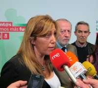 Díaz valora medidas para evitar hechos como el de Campillos y pide fijar la atención en las víctimas indirectas
