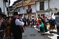 Villanueva de la Vera acogerá este mes un encuentro de cultura popular dedicado al bordado y la costura tradicional