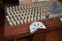 Detenido el presunto autor de dos robos con fuerza en iglesias de Valdepeñas (Ciudad Real)