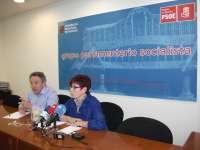 PSOE pide que el consejero Bernal entregue su acta de diputado por no declarar sus bienes