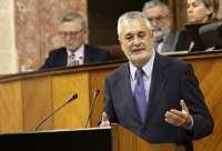 La comparecencia de Griñán sobre el caso ERE contará con un solo turno de intervención para los grupos