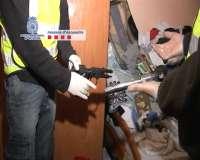 Detenidas 19 personas acusadas de transportar hachís marroquí a Cataluña en viajes en coche a 200 km/h