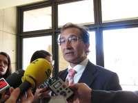Saz señala que el Gobierno aragonés debe entre 300 y 400 millones a proveedores