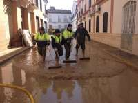 La Junta reanuda las obras de desvío del arroyo Argamasilla en Écija, paralizadas un año tras ejecutarse en un 60%