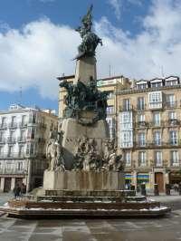 Vitoria recibió en Semana Santa más de 4.600 turistas, un aumento del 2,08% respecto al año pasado