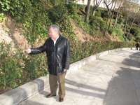 El Ayuntamiento de Teruel mejora uno de los caminos del Parque de los Fueros