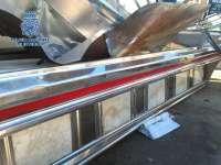 Detenidas tres personas por robar efectos de acero inoxidable en una empresa de fabricación de pan en Hellín