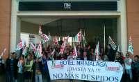 Trabajadores de NH harán huelga finalmente el 11 de abril y temen que el ERE se extienda a todos los hoteles