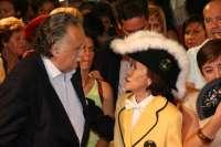 Azkuna recuerda a la fallecida Marivi Bilbao y asegura que