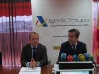 Los contribuyentes de Andalucía, Ceuta y Melilla confirman 94.000 borradores de Renta 2012 en 48 horas, un 115% más