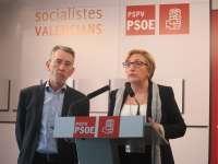 PSPV respeta la imputación de la Infanta Cristina y pide aclarar el dinero que la Comunitat entregó a Noós