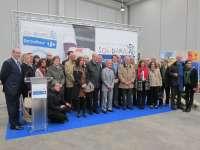 Fundación Solidaridad Carrefour entrega maquinaria de carga para los almacenes de 14 Bancos de Alimentos de España