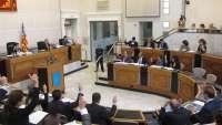 La Diputación aprueba los planes de Obras y Servicios, Mejora de Vías y Ahorro Energético por 13 millones
