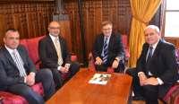Puente del Arzobispo (Toledo) quiere aprovechar el Proyecto de Ciudad de Vascos para promocionar el turismo en el pueblo