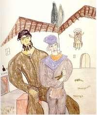 La Fundación Camilo Jose Cela presta un dibujo de Federico García Lorca para una exposición en Nueva York