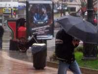 Cádiz, Málaga y Jaén estarán en alerta este viernes por lluvias y Granada por nevadas