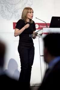 La presidenta de Microsoft España imparte este viernes una conferencia en Oviedo sobre innovación y tecnología
