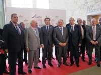 Feijóo pone a la industria metalúrgica gallega como ejemplo de innovación e internacionalización para salir de la crisis