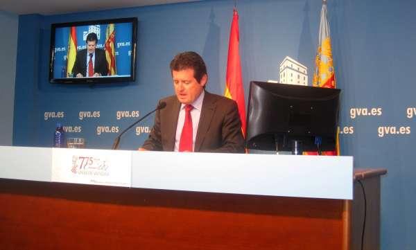Císcar asegura que el recurso de Bankia al aval a la Fundación del Valencia CF
