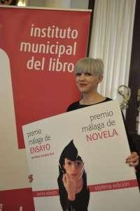 La escritora cordobesa Remedios Zafra gana la quinta edición del Premio Málaga de Ensayo