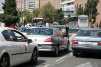 La capital aragonesa es la ciudad con menor índice de atascos entre 59 capitales europeas, según Tomtom
