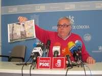 El PSOE critica que la gestión del PP