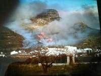 Los tres primeros meses del 2013 han ardido 2.097 hectáreas, 27 veces menos que en el mismo periodo de 2012