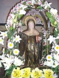 Santa Áurea, ¿única santa nacida en La Rioja?