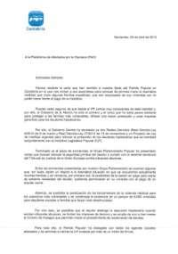 Diputados nacionales del PP por Cantabria defienden la actuación del Gobierno de España y en materia de desahucios