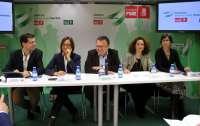 PSOE dice que la Junta multiplica por tres los fondos a los ayuntamientos y la Diputación los reduce a la mitad