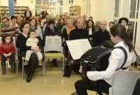 El Conservatorio municipal Ataulfo Argenta organiza una docena de actividades para este mes