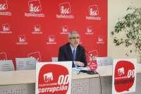Llamazares pide al Gobierno a atender el ultimátum de la CE para minimizar el sufrimiento de animales en su sacrificio