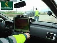 Tráfico realizará desde el lunes una nueva campaña de control sobre los excesos de velocidad