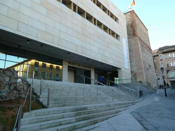 Más de 16.400 personas visitaron el Museo del Ejército de Toledo durante la Semana Santa