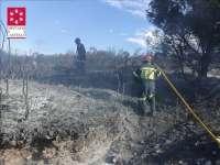 El Gobierno trabaja desde otoño en la limpieza de bosques para evitar fuegos en verano