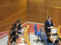 El presidente de la Xunta comparece este miércoles en el Parlamento por la publicación de las fotos con Dorado